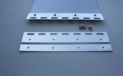 PVC-Lamellenvorhang für Offenstall